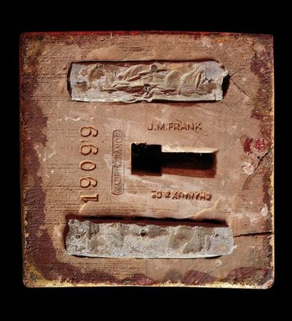 SALVADOR DALI (1904-1989) pour JEAN-MICHEL FRANK (1895-1941) Dali Lampadaire en...
