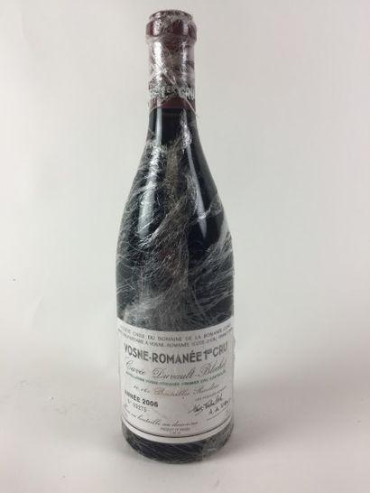 1 BLLE VOSNES ROMANEE 1er Cru Cuvée Duvault...