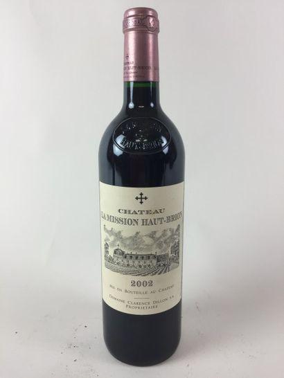 1 BLLE Château MISSION HAUT BRION (Graves)...