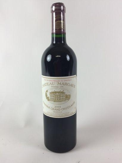 1 BLLE Château MARGAUX (Margaux) 2001 Su...