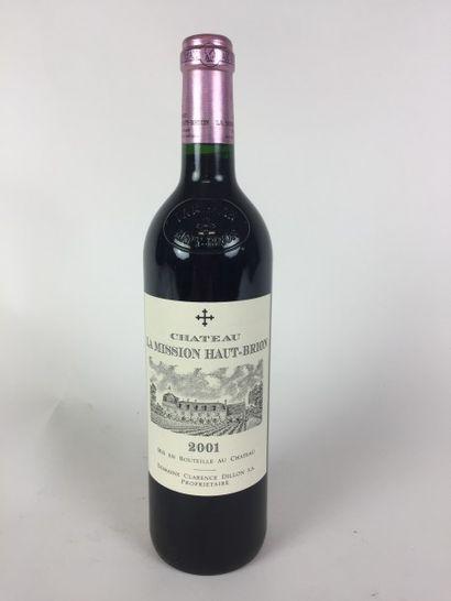6 BLLE Château MISSION HAUT BRION (Graves)...