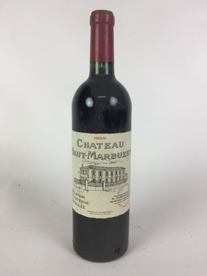 1 BLLE Château HAUT MARBUZET (St Estèphe)...