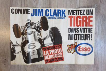 Affiches Comme JIM CLARK,