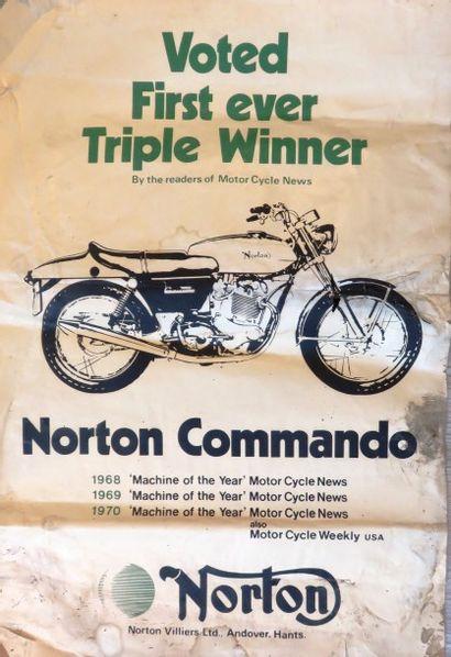 Affiche Norton Voted First ever Triple Winner...