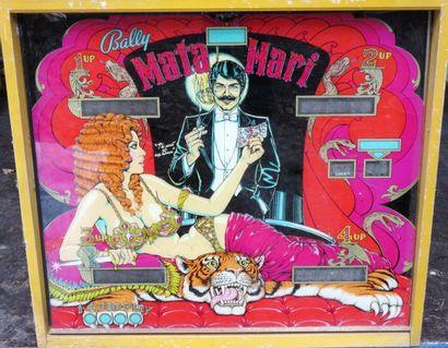 Flipper Bally Mata Hari