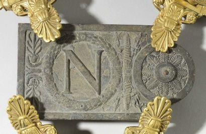 Boîtier de serrure provenant du Palais des...