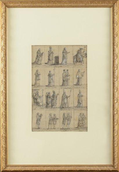 Claude-Louis DESRA IS (Paris, 1746 - 1816)...
