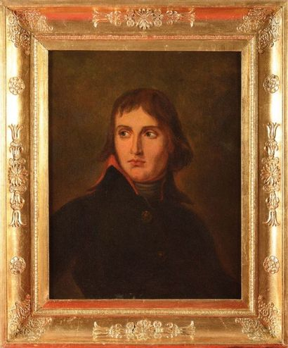 Jacques Louis David (1748-1825), d'après....