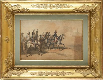 Nicolas Toussaint CHARLET (1792-1845) Ecole...