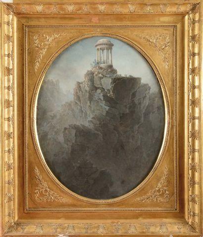 Giuseppe Pietro BAGETT I (1761-1831) «Projet...