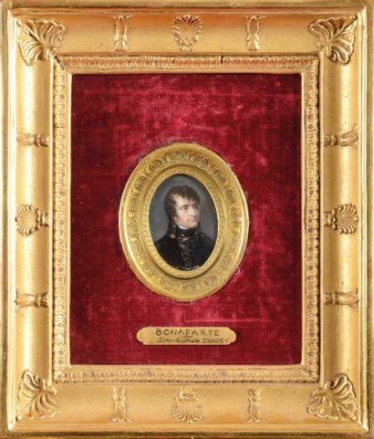 Jean-Baptiste ISABE Y (1767-1855) «Portrait...
