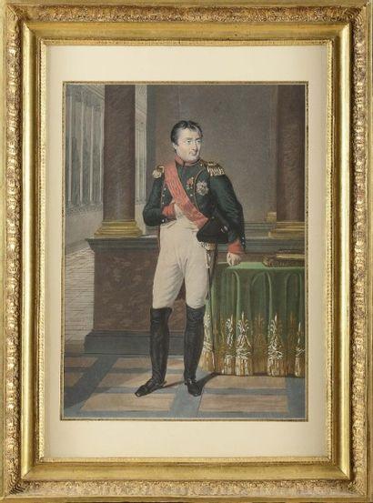 obert LE FEVRE , d'après « L'Empereur Napoléon...