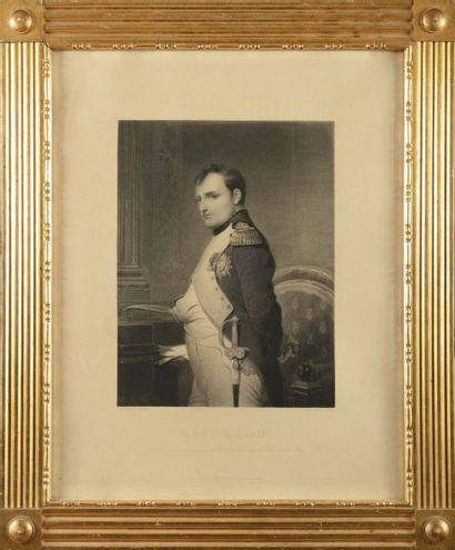 Paul Delaroche (1797-1856) d'après E cole...