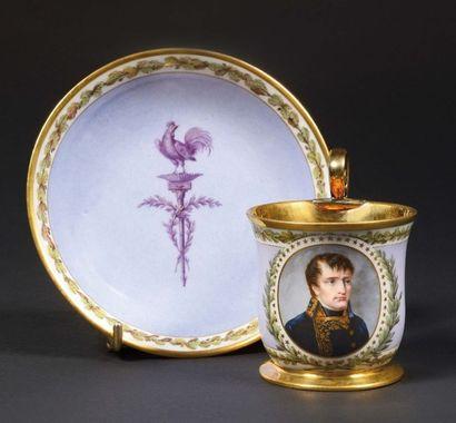 SEVRES « Napoléon Bonaparte, Président de...