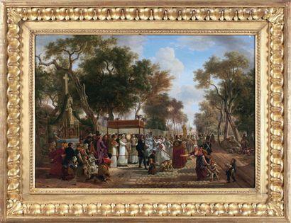 Jean-Louis DEMAR NE (Bruxelles, 1752 - Paris,...