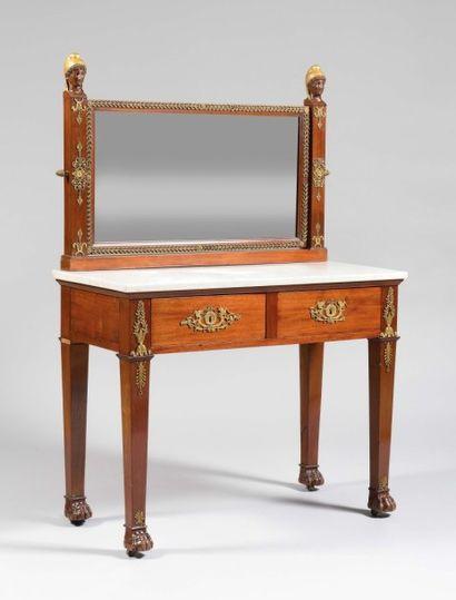 Table de toilette de la Reine Hortense de...