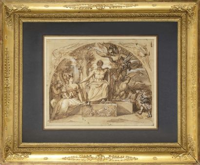 ouis-Charles-Auguste COUDER (Londres, 1790...