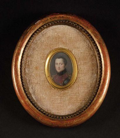 Jean-Batiste ISABE Y (1767-1855) «Portrait...