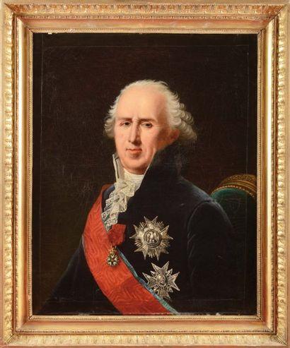 Robert LEFEVRE (1756-1830) Ecole française...