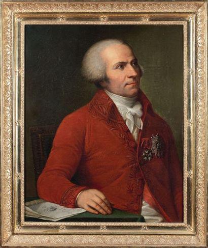 Andrea APPIANI (Milan 1754 - 1817) «Portrait...