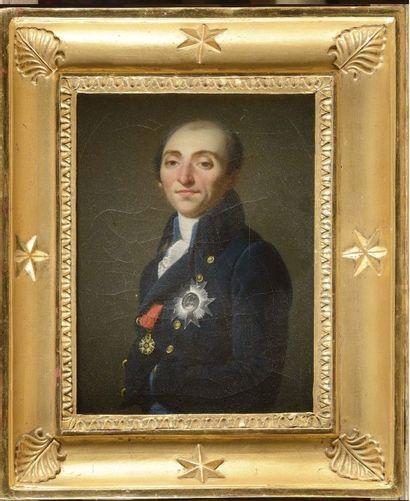 Louis Hersent, d'après Ecole française du...