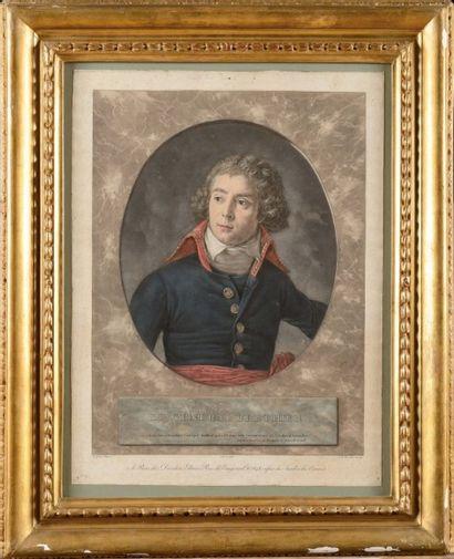 Baron GROS, d'après « Le général Berthier...