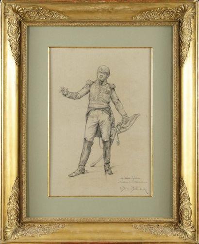 Etienne BERNE-BELLE COUR (1838-1910) « Le...