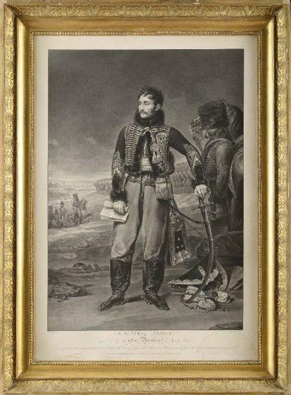 Baron GR OS, d'après « Le général Lassalle....