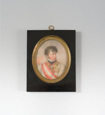Jean Baptiste ISABE Y (1767-1855) « L'archiduc...