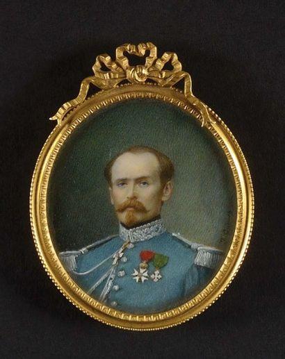 J.GA MBON E cole Française du XIXème siècle...