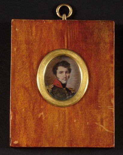 André-Léon Larue dit Mansion (1785-1834),...