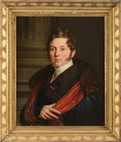 Antoine VAN YSENDYCK (Anvers 1801-1824) «...
