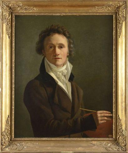François Joseph NAVEZ (1787-1869), attribué...