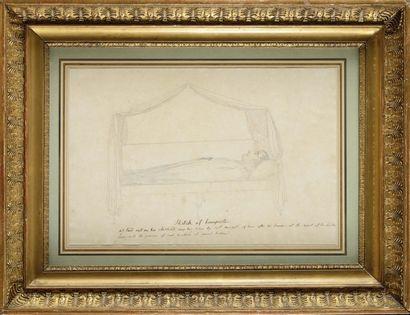 Frederick MARRYAT (1792-1848) Ecole anglaise...