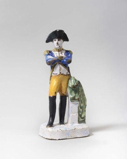 « L'Empereur Napoléon Ier en pied, portant...