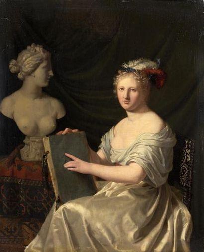 Horatius PAULIJN (Amsterdam 1644 - 1701)...