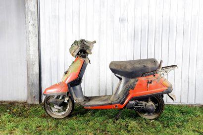 2 Scooters Yamaha