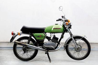 1976 Peugeot Sx5 50cc
