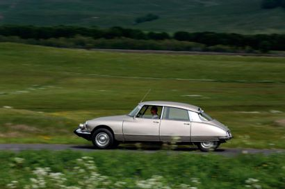 1966 CITROEN DS 21 PALLAS Châssis n° 4700453...