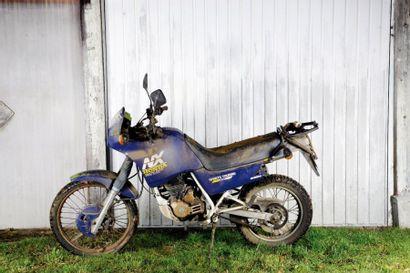 Honda 125 NX Sports Touring