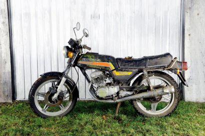 Honda 125 Twin