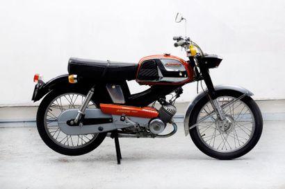 1973 Motobécane 75cc
