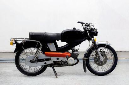1977 Motobécane 99E 50cc