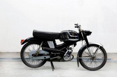 1973 Motobécane Spéciale 98