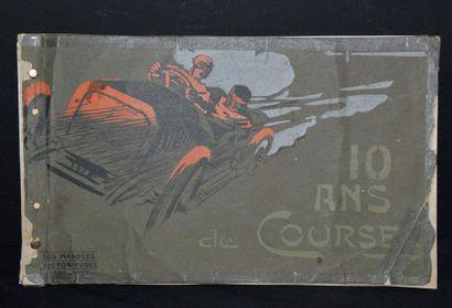ERNEST MONTAUT (1879 – 1909) «10 Ans de Courses...