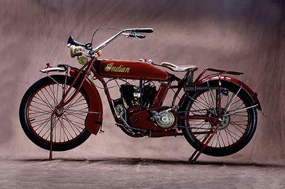 INDIAN Type Power Plus N° de série : 87M626...