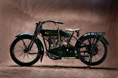 HARLEY DAVIDSON Type 1000 N° de série : 19...
