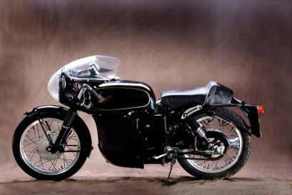 VELOCETTE Type Truxton N° de série : RS 198...