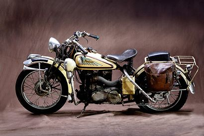 INDIAN Type Chief N° de série : GDA 12282...