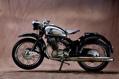 NSU Type Max 251 OSB/55 N° de série : 1289961...